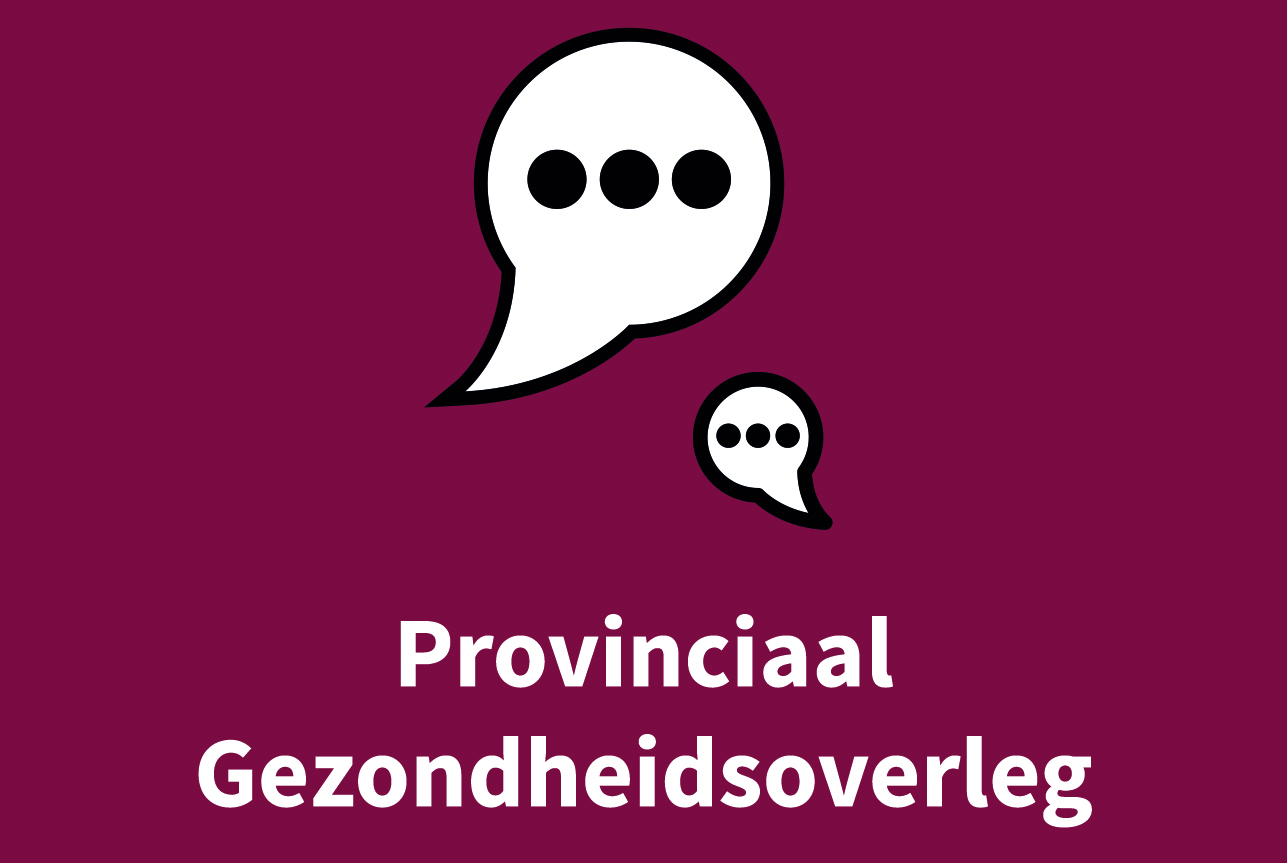 Provinciaal gezondheidsoverleg