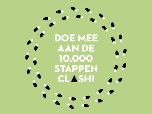 10.000-stappenclash Logo Limburg