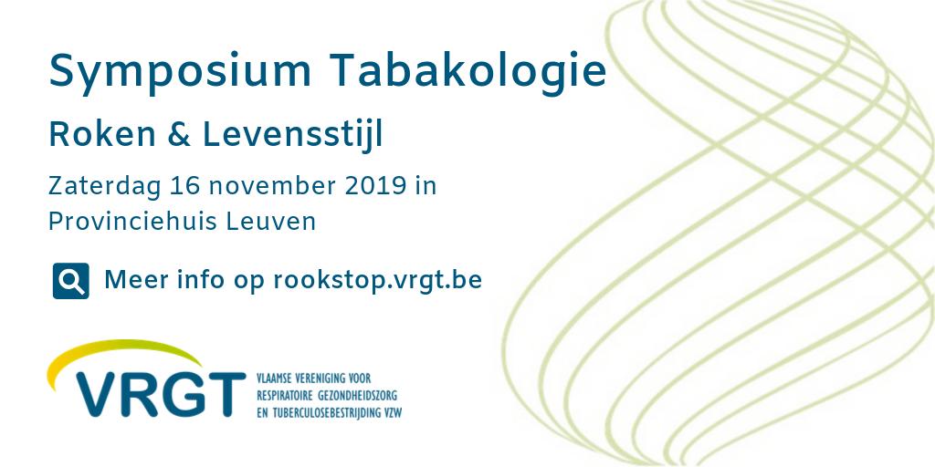 Symposium Tabakologie