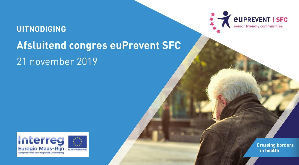 Afsluitend congres euPrevent Senior Friendly Communities
